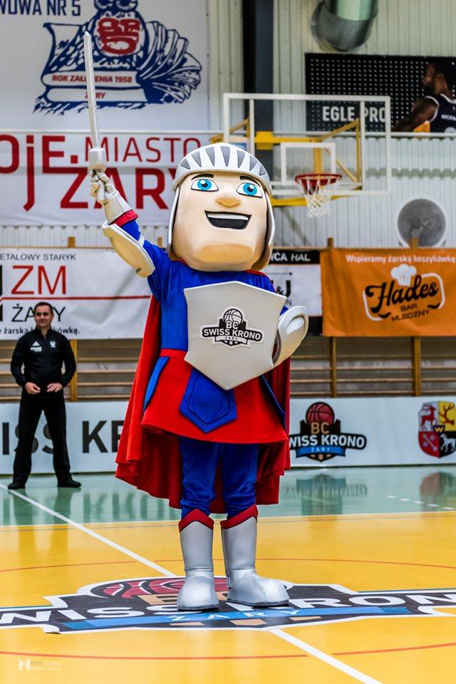 Koszykarze BC Swiss Krono Żary od zwycięstwa rozpoczęli drugoligowy sezon.